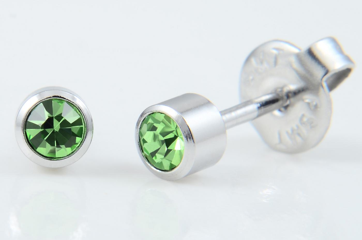 21-308 Bezel Birthstone,Peridot SS (previously 220) image