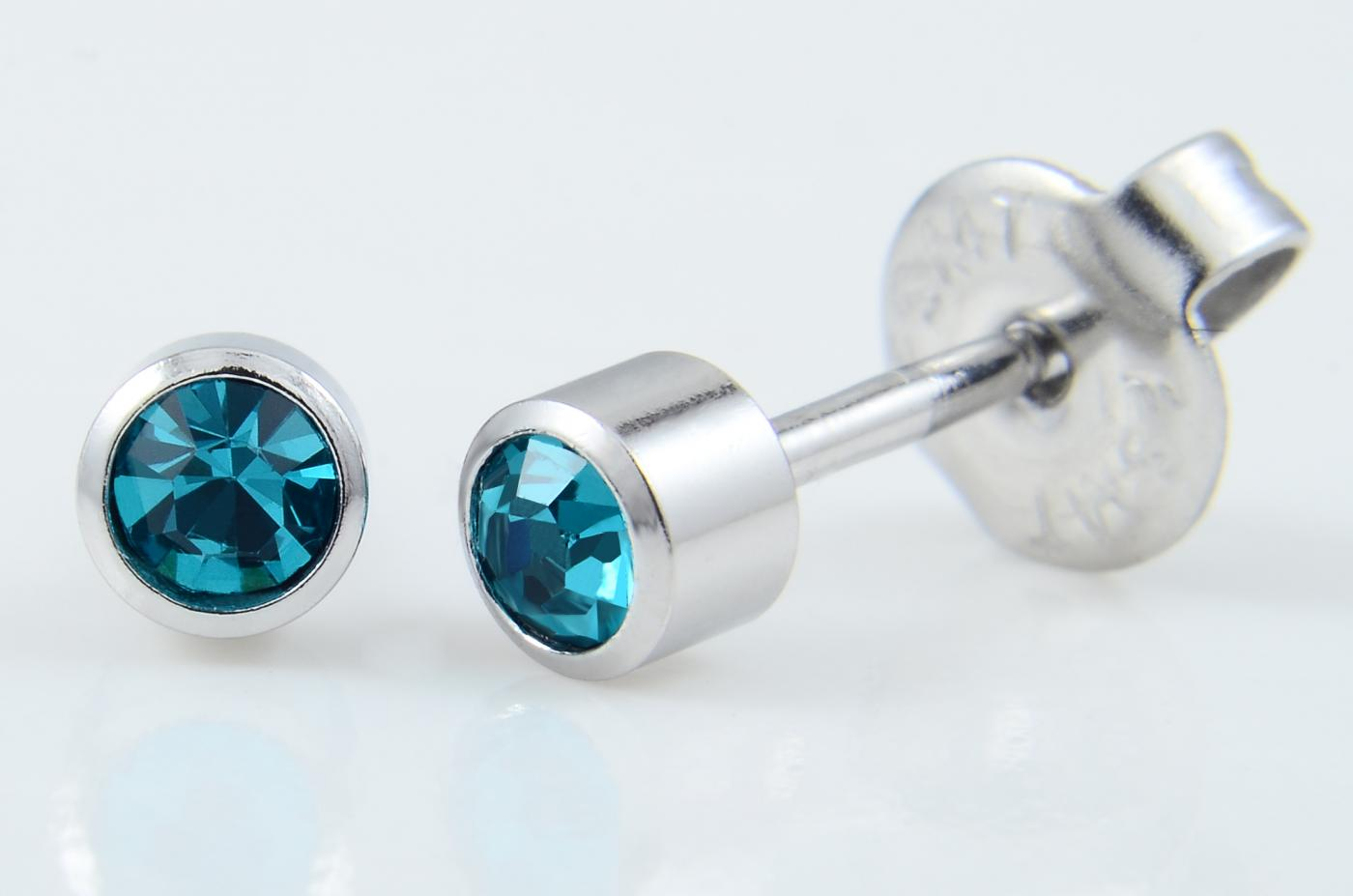 21-312 Bezel Birthstone,Blue Zircon SS (previously 224) image